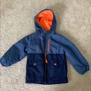 Toddler boy jacket